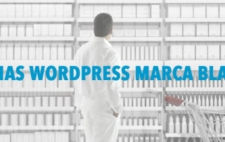 Páginas Wordpress marca blanca